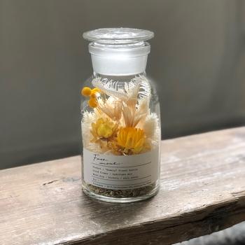 Bowery flower bottle(white/M)